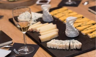 association fromages et vin