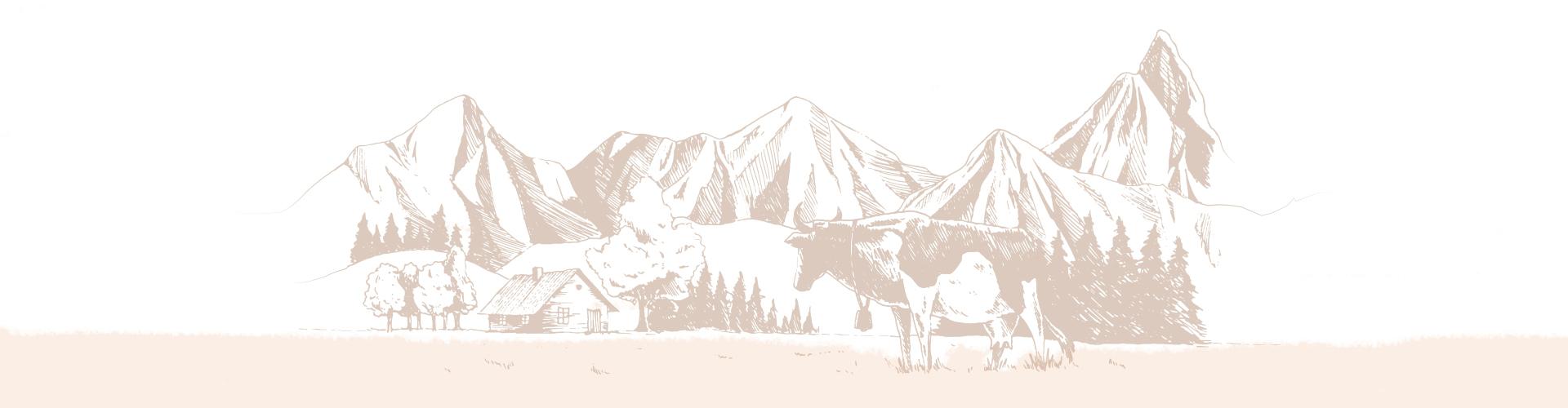 vache montagne footer