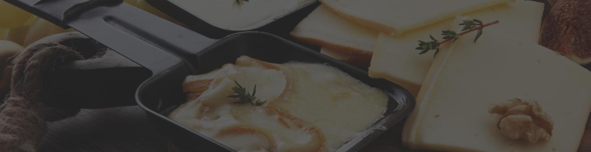 raclette fondue bandeau